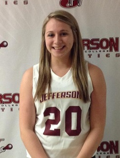 Clark Named Jefferson Athlete of the Week