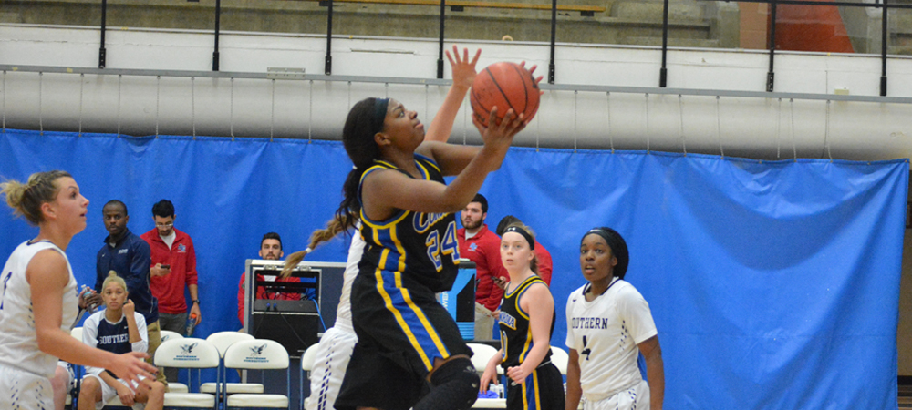Second-Half Surge Propels Bloomfield Past Women's Basketball, 64-50