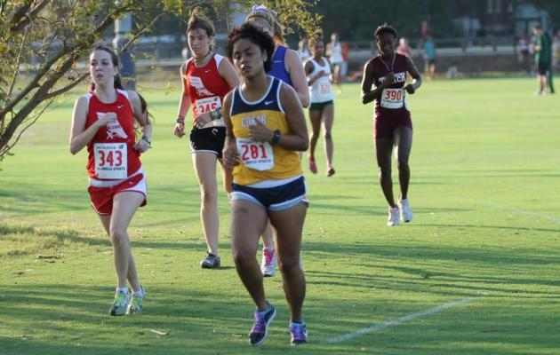 Coker Cross Country Competes in Eye Opener Invitational
