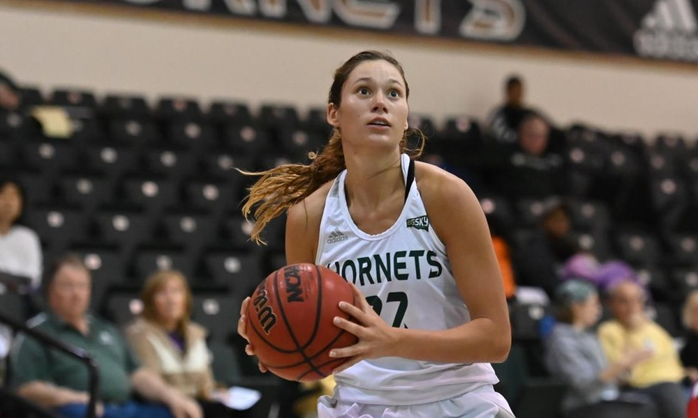 FRIEND JOINS 1,000 POINT CLUB, BUT WOMEN'S BASKETBALL FALLS AT HOME TO EASTERN WASHINGTON