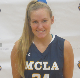 Courtney Durivage, MCLA Women's Basketball