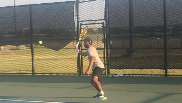 Men's Tennis Performs Well in UT-Dallas Invitational