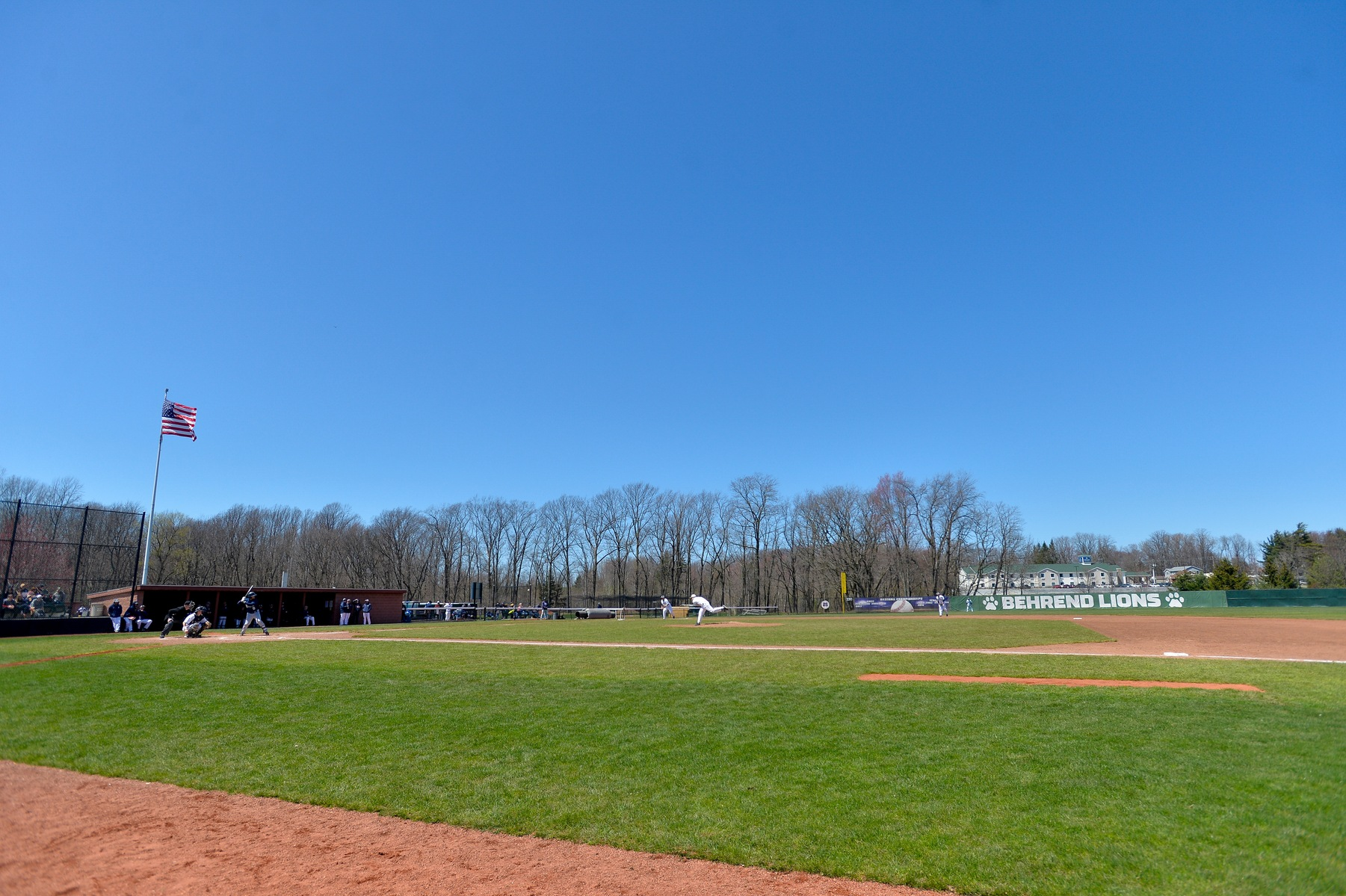 Behrend Baseball Postponed