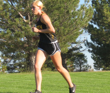 Women take the field in Goodland; Roemer nearly breaks course record