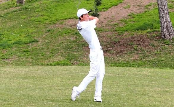 Men's golf team finishes in sixth place in home OEC match
