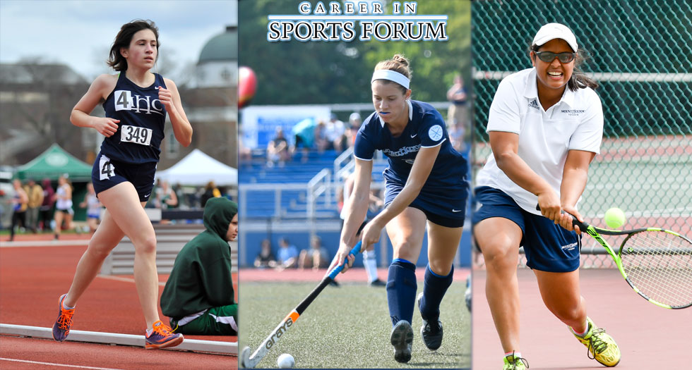 Three Invited To NCAA Career In Sports Forum
