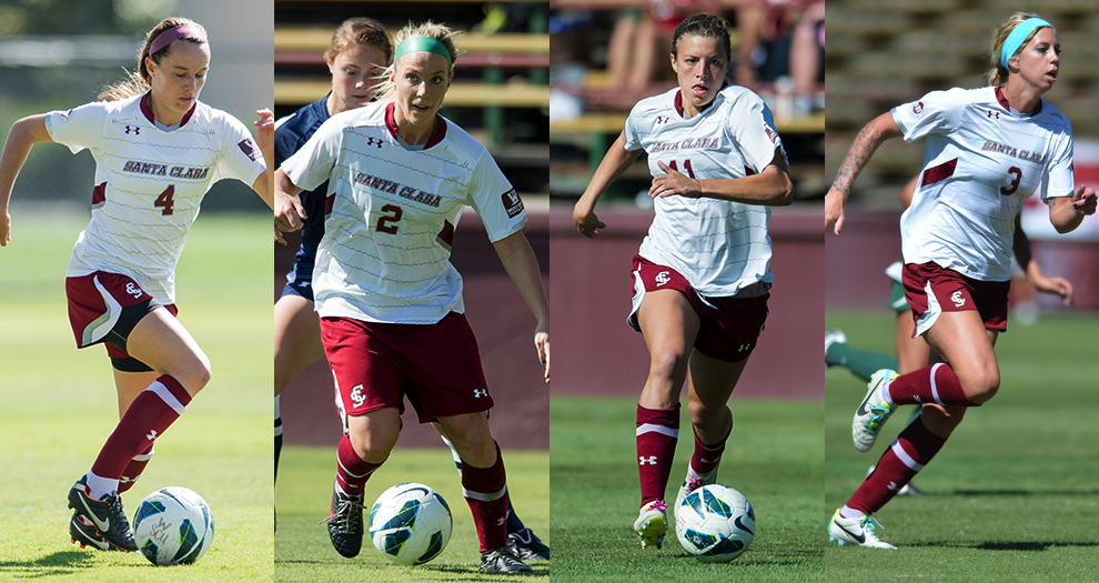 Two Broncos Named All-American, Four Named First Team All-West Region