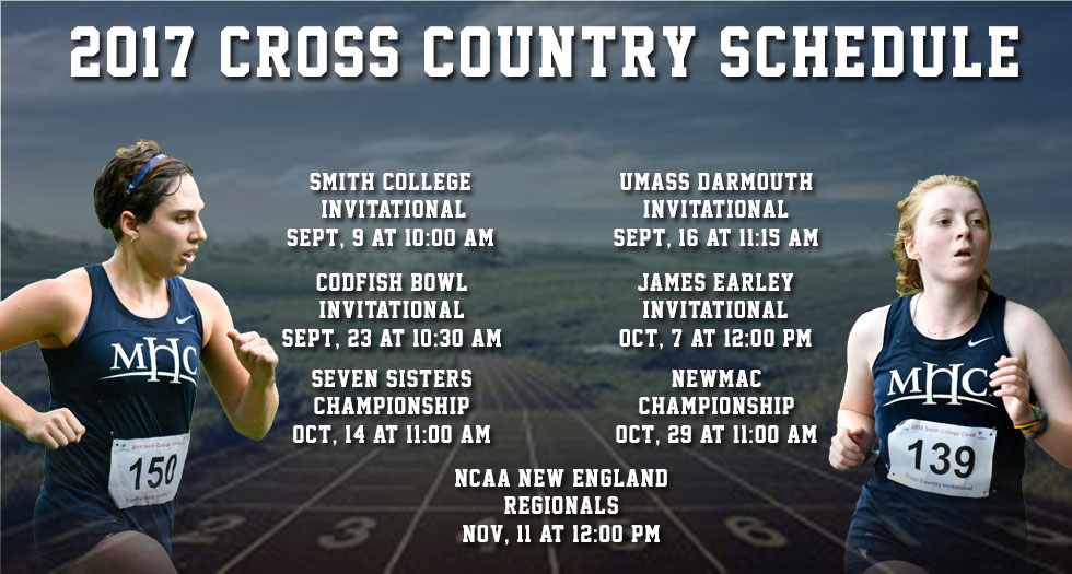 Cross Country Releases 2017 Schedule