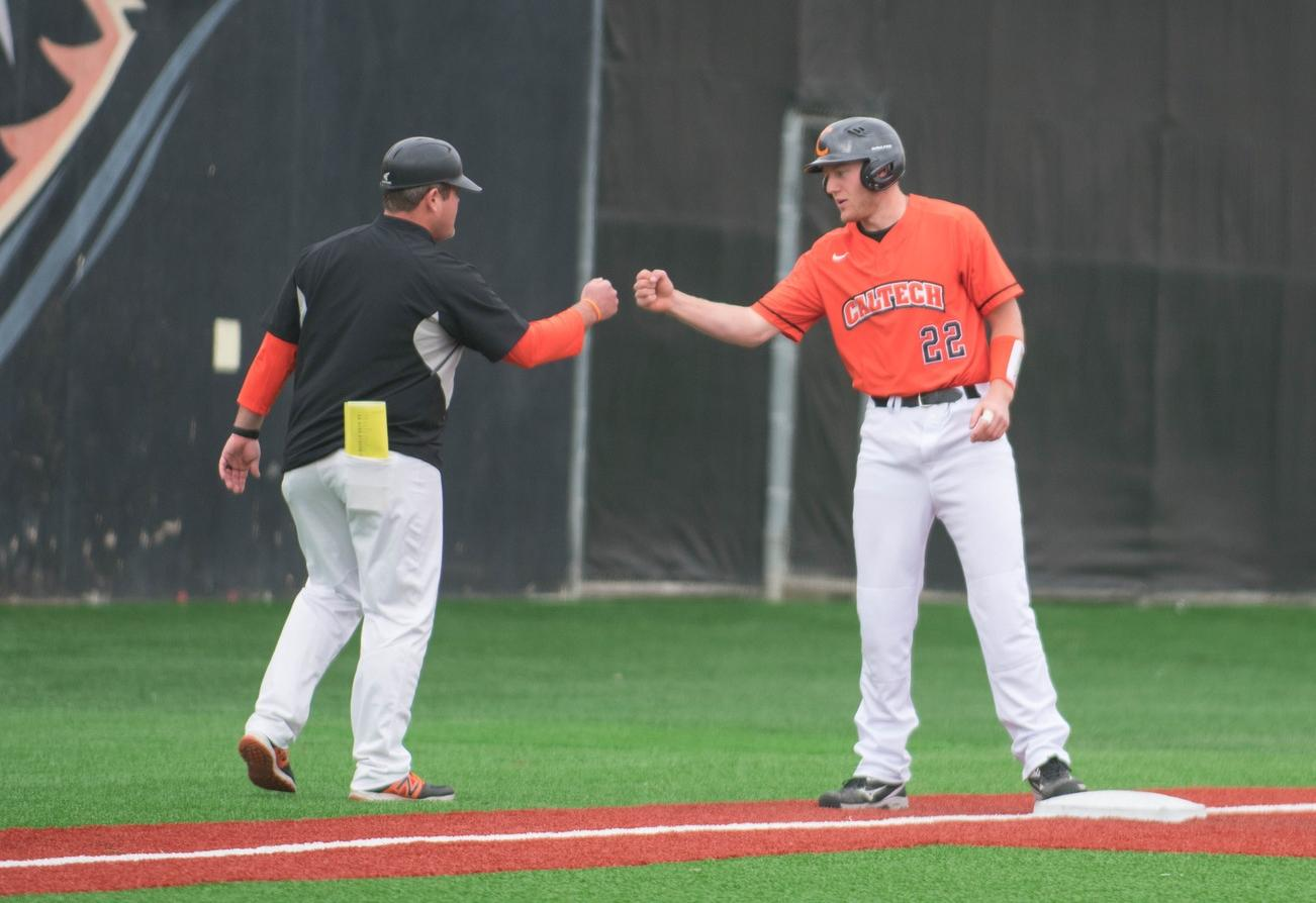 Moose Watson Adds Two Home Runs in Oxy Series
