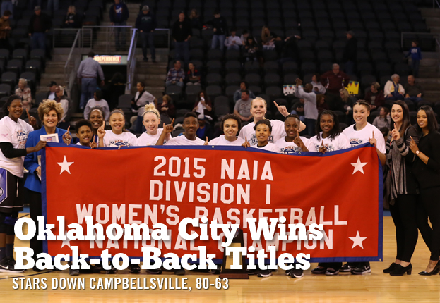 Oklahoma City Wins Back-to-Back Titles
