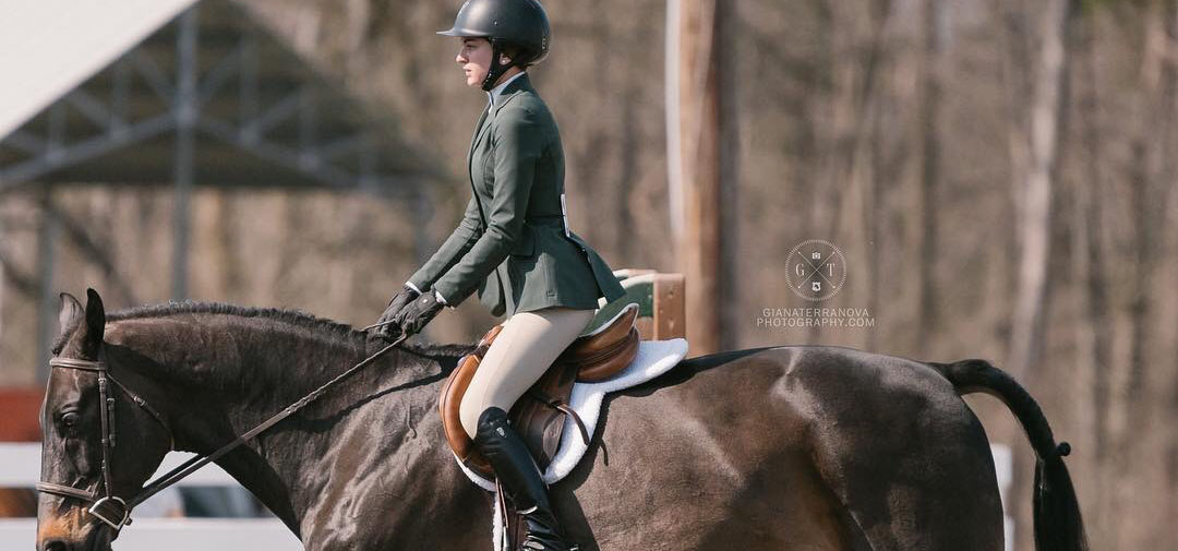 Goucher College Equestrian Participates In Mount St. Mary's IHSA Show At Home On Saturday