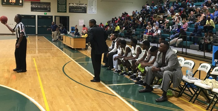 Boys Basketball Team Eliminated from State Tournament