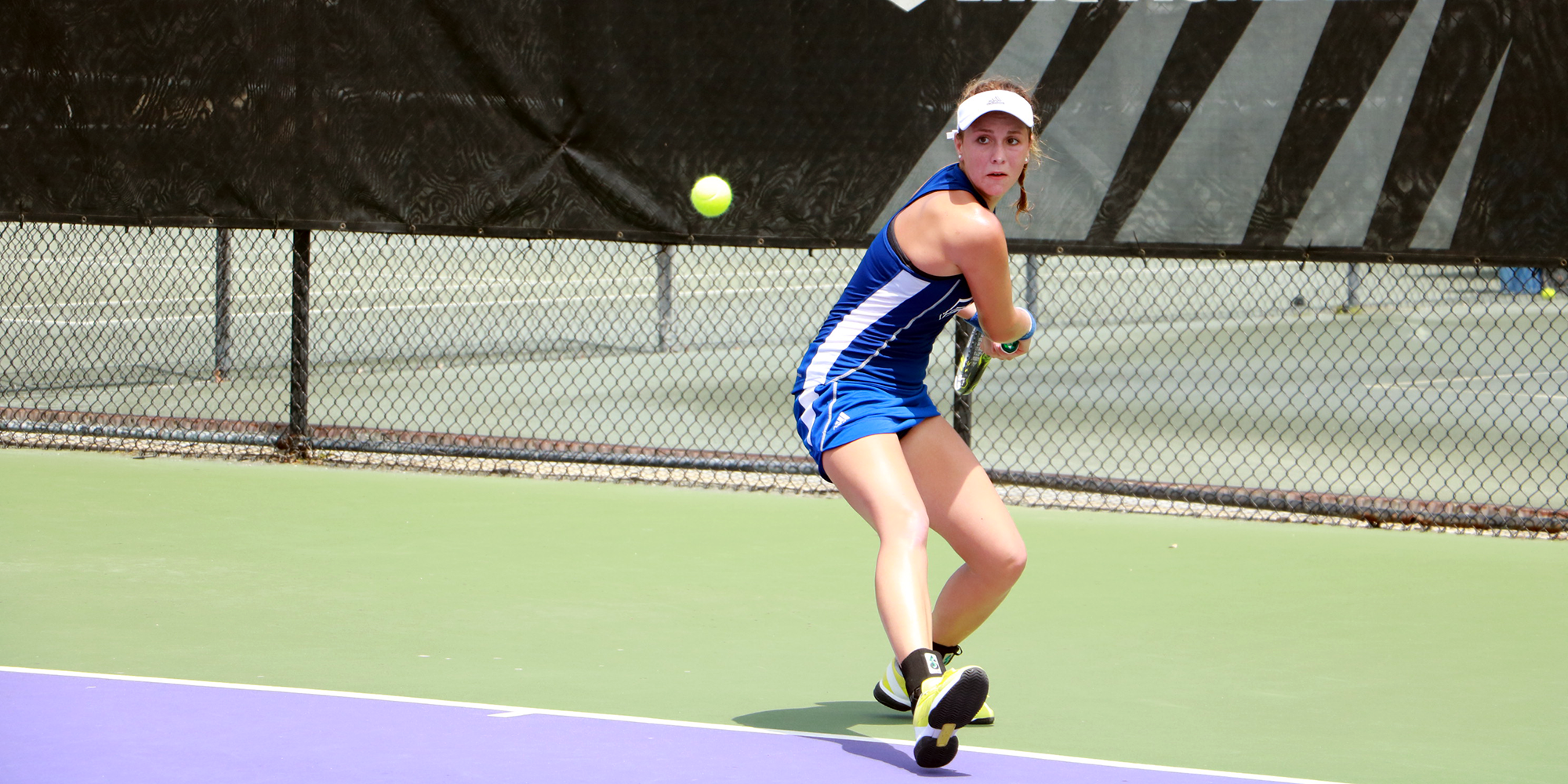 Women's Tennis Doubles Pair Still Alive at ITA Regional