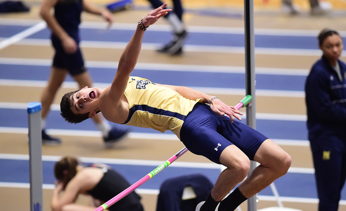 Mount Indoor Track to Compete in Akron Invitational