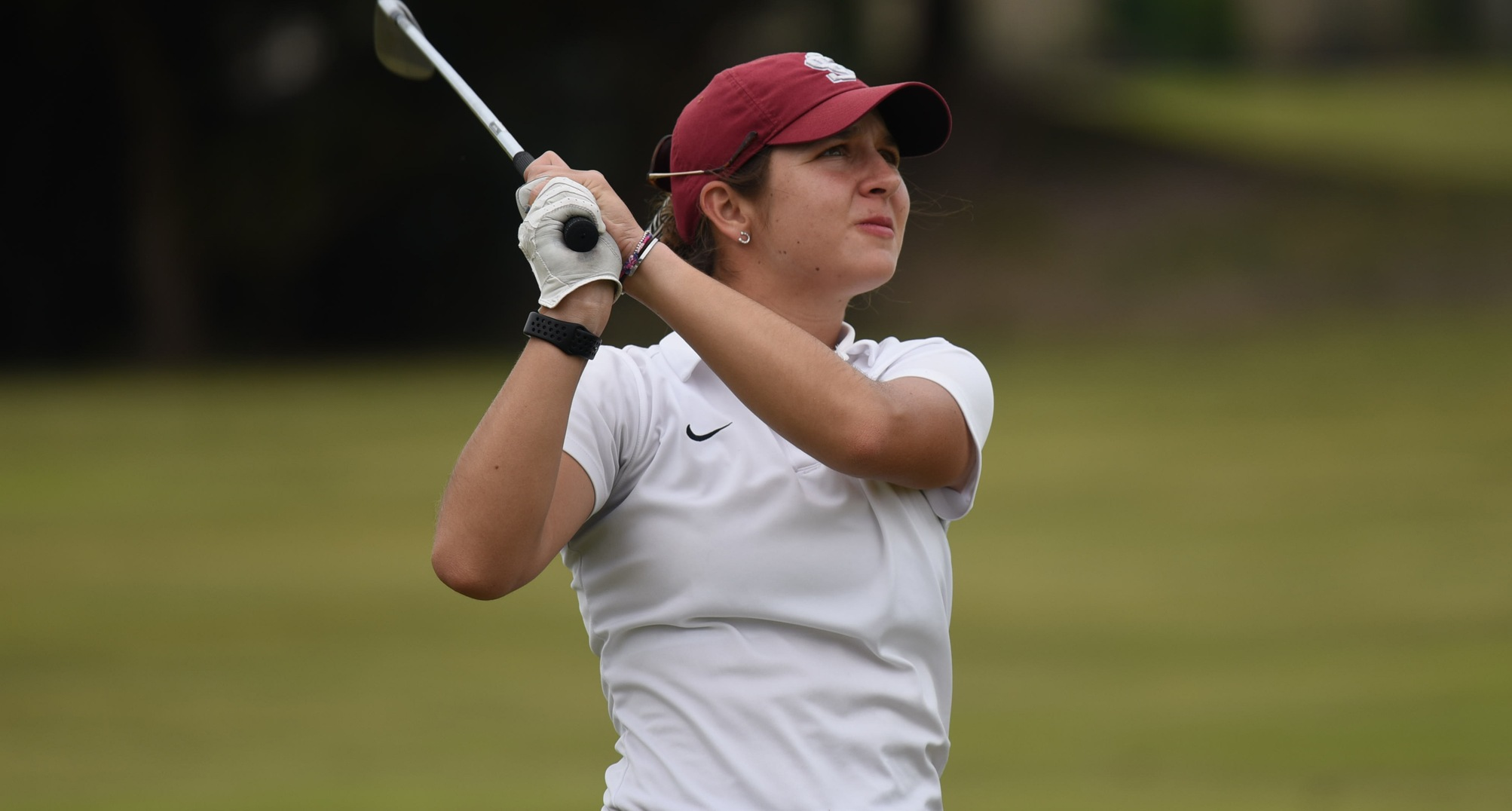 Blistering Second Round Puts Women's Golf In Fifth After 36 Holes Of Fresno State Classic