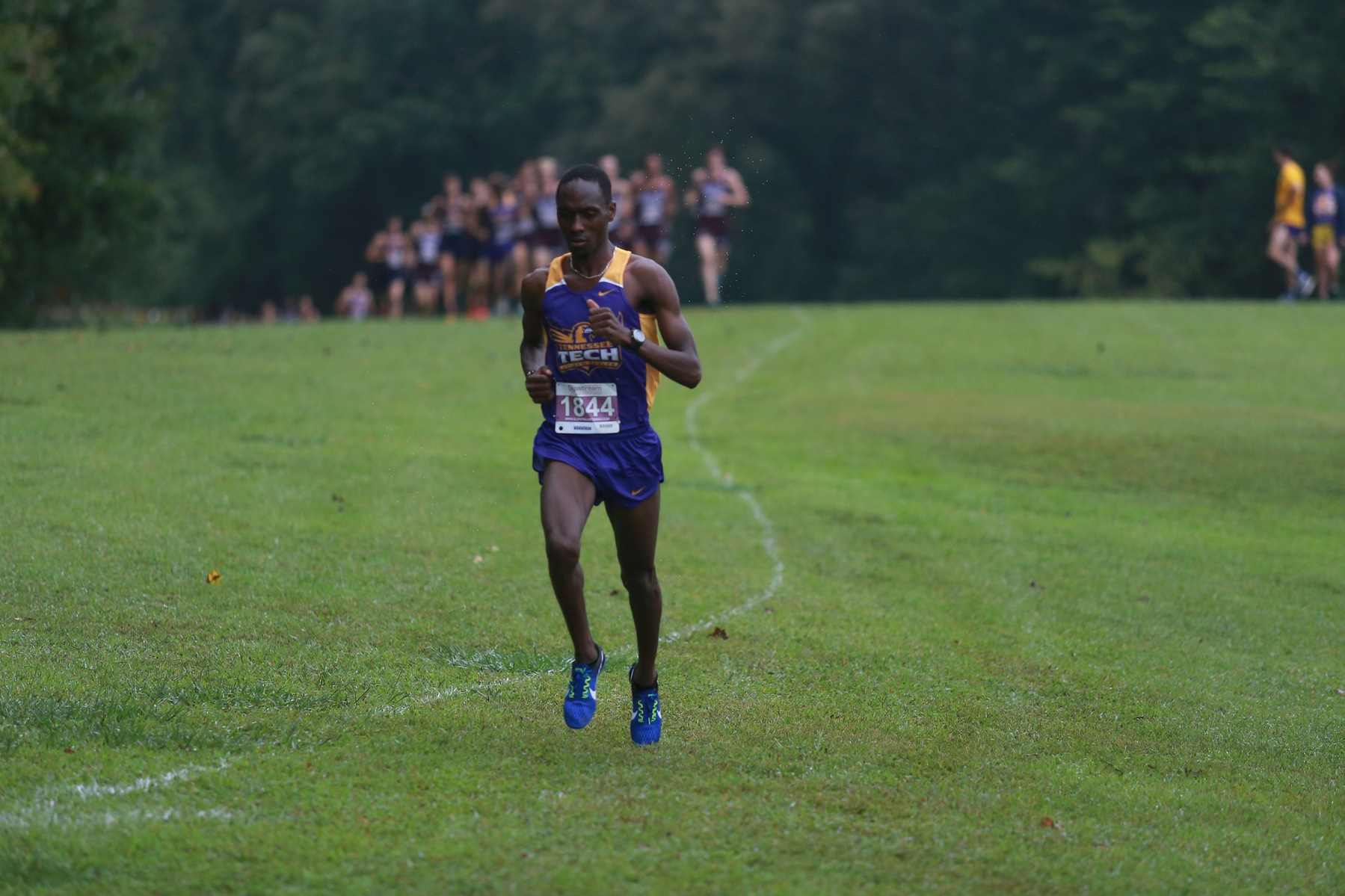 Men's cross country among strong field for Saturday's OVC Championship