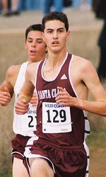 Cross country teams finish strong in WCC