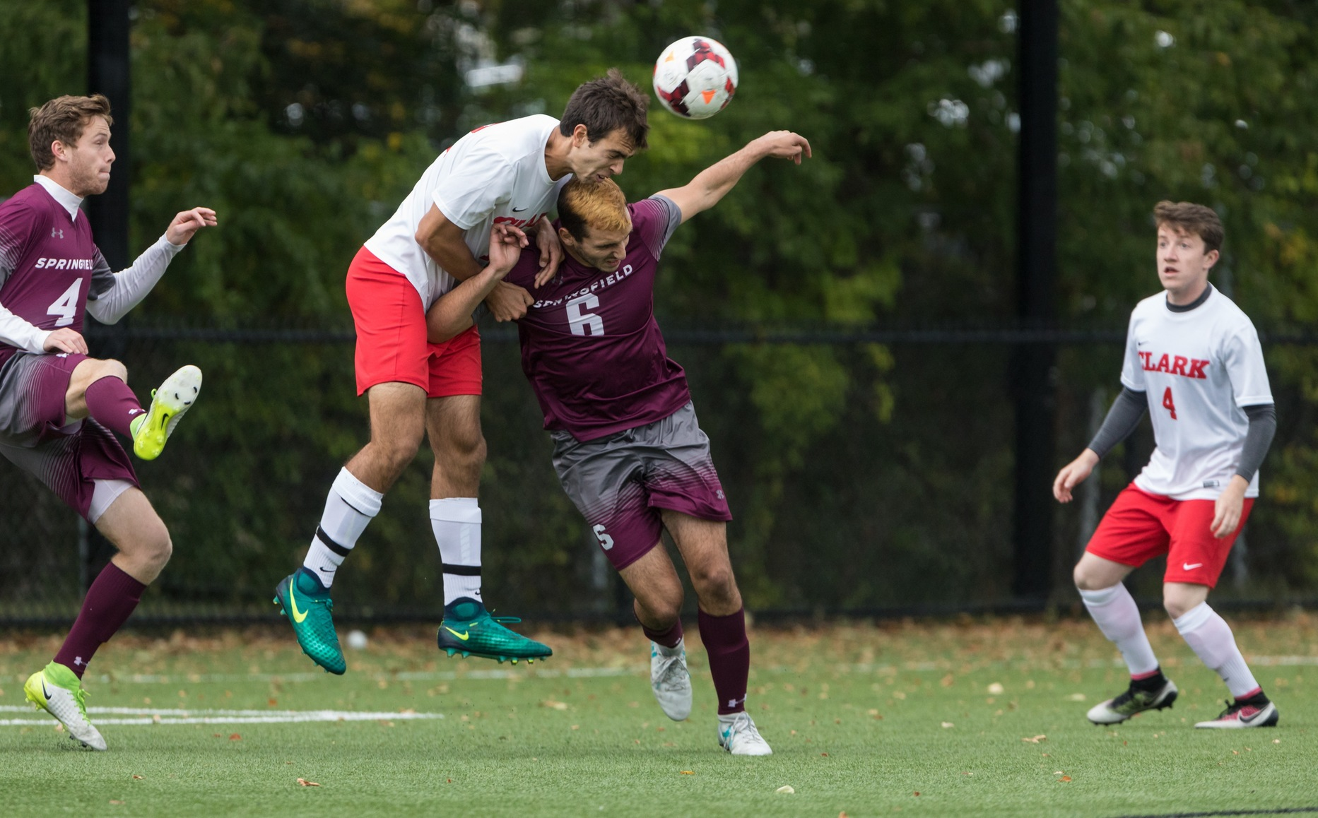 No. 4 Men's Soccer at No. 1 Springfield College Preview