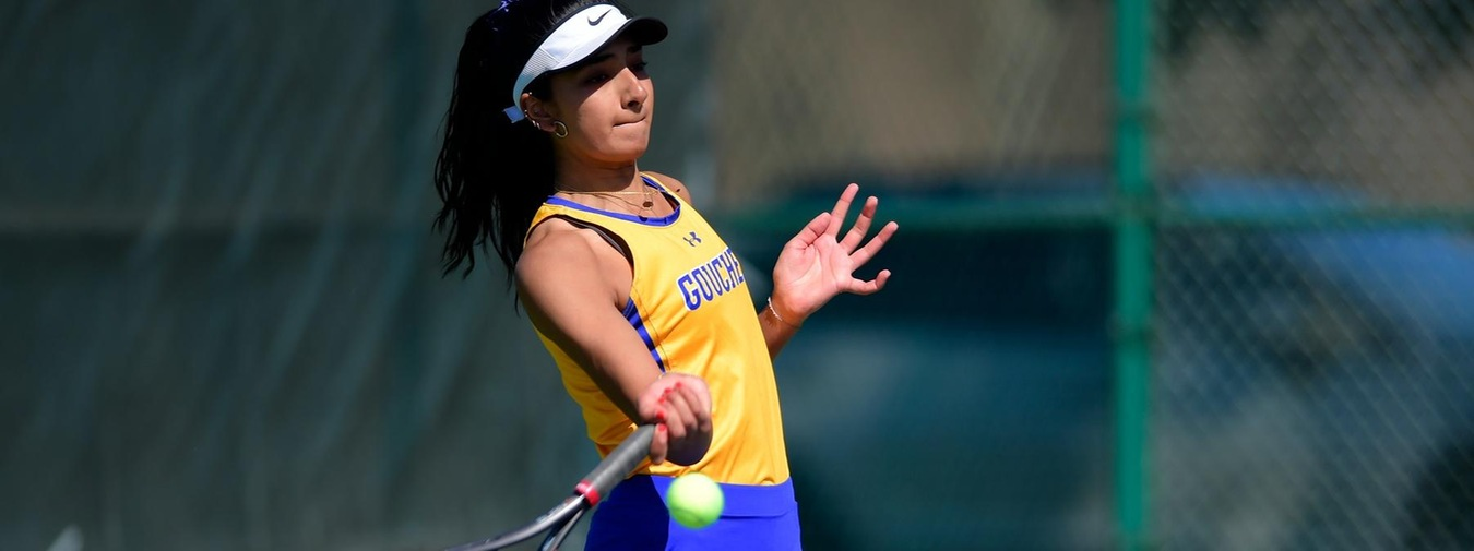 Goucher Women's Tennis Has Good First Day At Goucher Invitational
