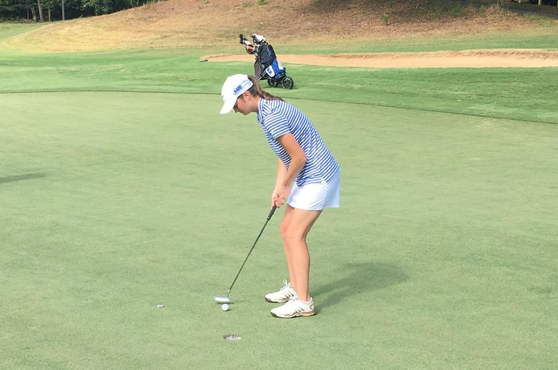 Women's Golf Competes at AU Invitational