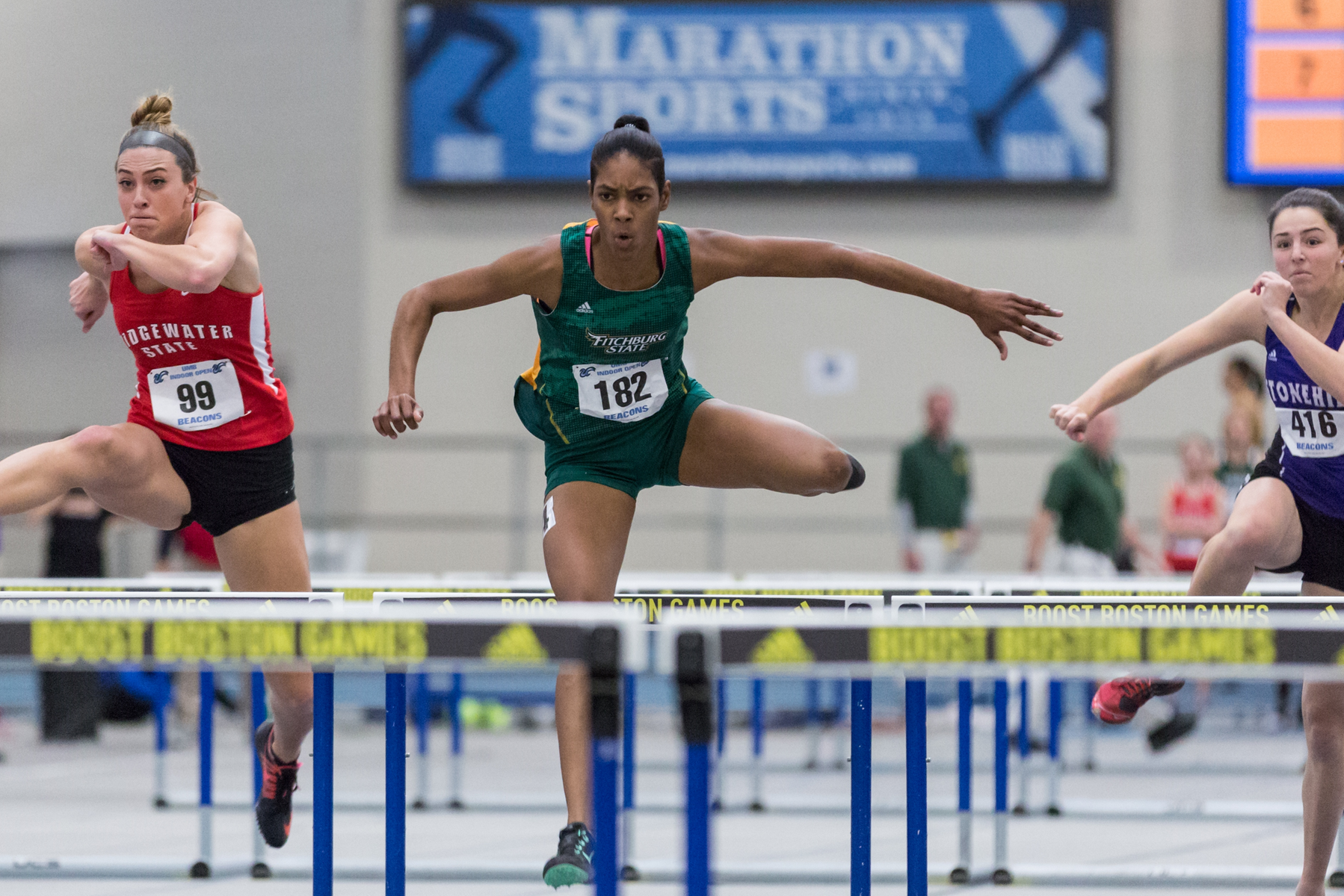 Fitchburg State Opens At UMass Boston Open Invite
