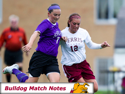 Ferris State Women's Soccer Notes - Match 18