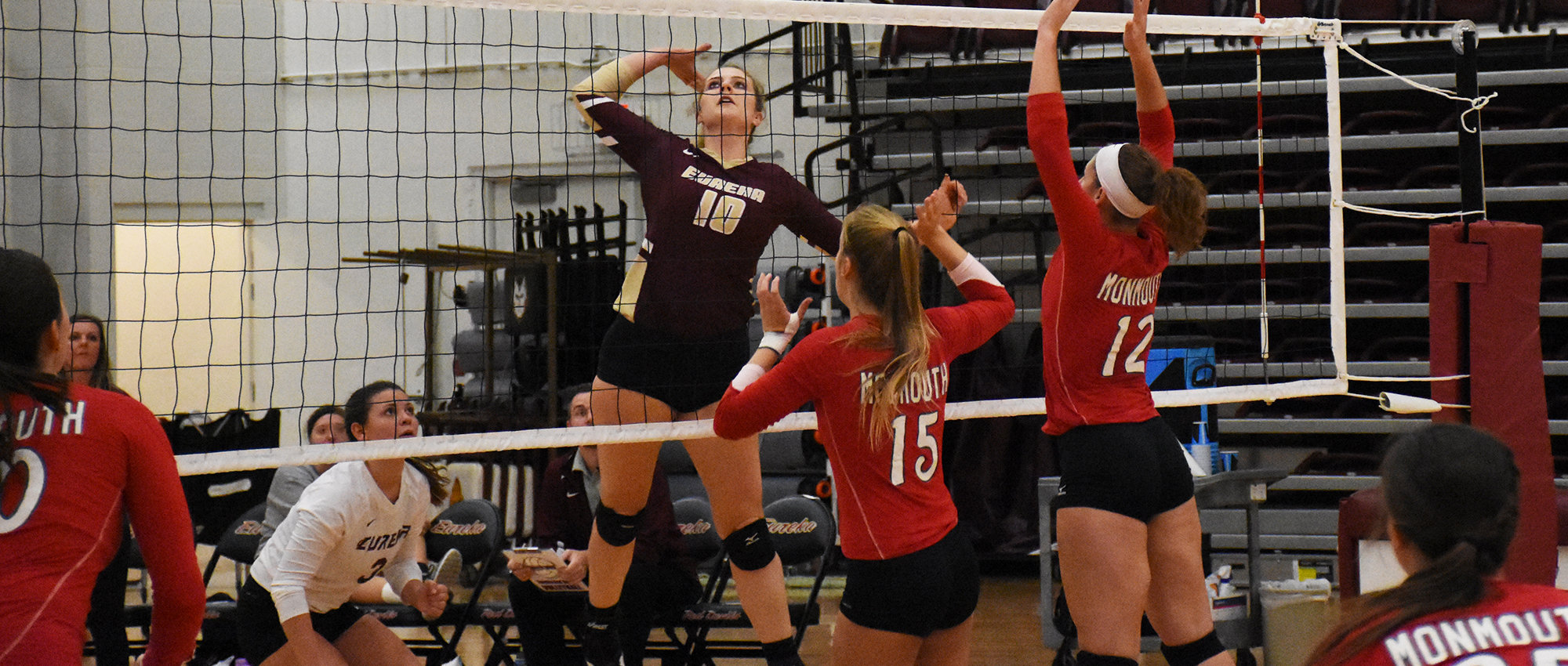 Red Devils Close SLIAC Schedule With Sweep at MacMurray