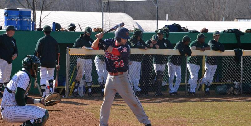 Garrett Soule belted his third home run of the season in Thursday's game...