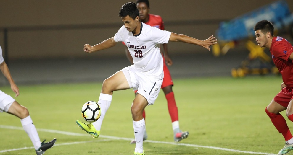 Men's Soccer Begins Four-Game Road Trip at Seattle Thursday