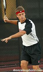 Men's Tennis Continues Fall Action