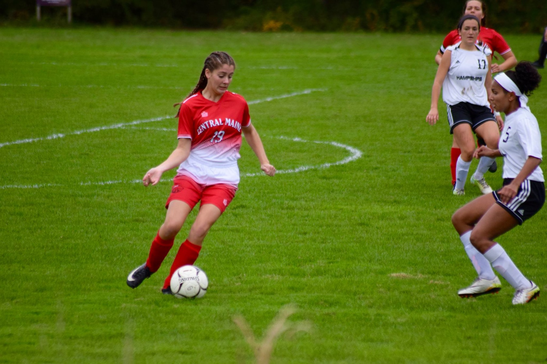 Women's Soccer back to winning ways after blanking Hampshire