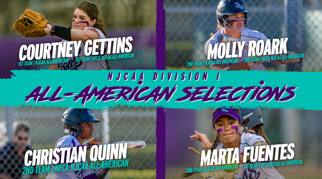 Four #FSWSoftball Student-Athletes Named All-Americans