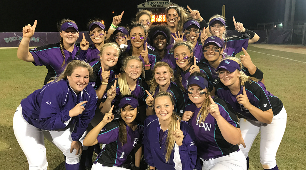 No. 4 #FSWSoftball To Throw Out First Pitch At Fort Myers Miracle Game
