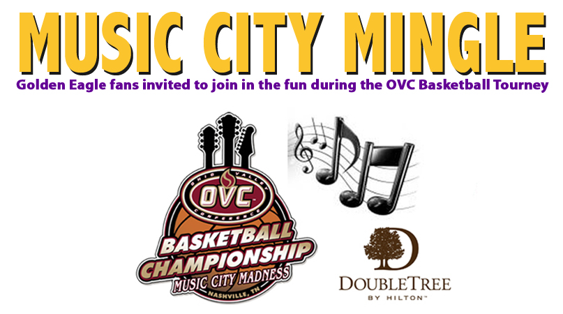 Tech fans invited to Music City Mingle during OVC Basketball Tournament