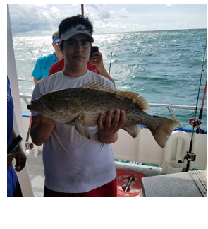2017 Big Fish Winner - Bradley Krupp