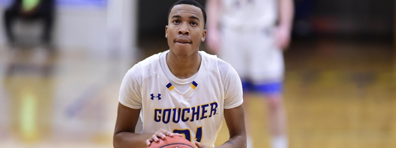 Goucher Men's Basketball Upended At Susquehanna