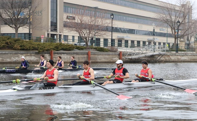 Rowing Showing Improvements All Around