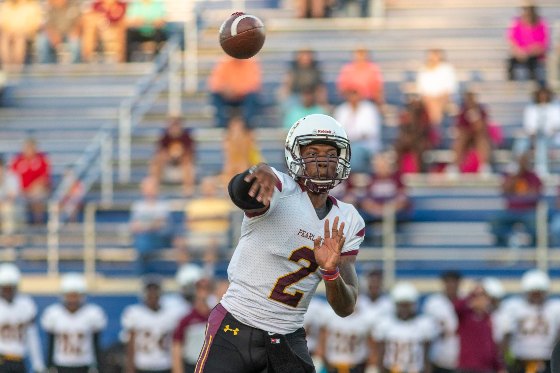 Pearl River's Terrence Humphrey wins MACJC Player of the Week