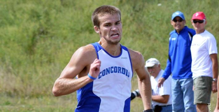 Men's Cross Country runs at NCAA Division III Midwest Regional