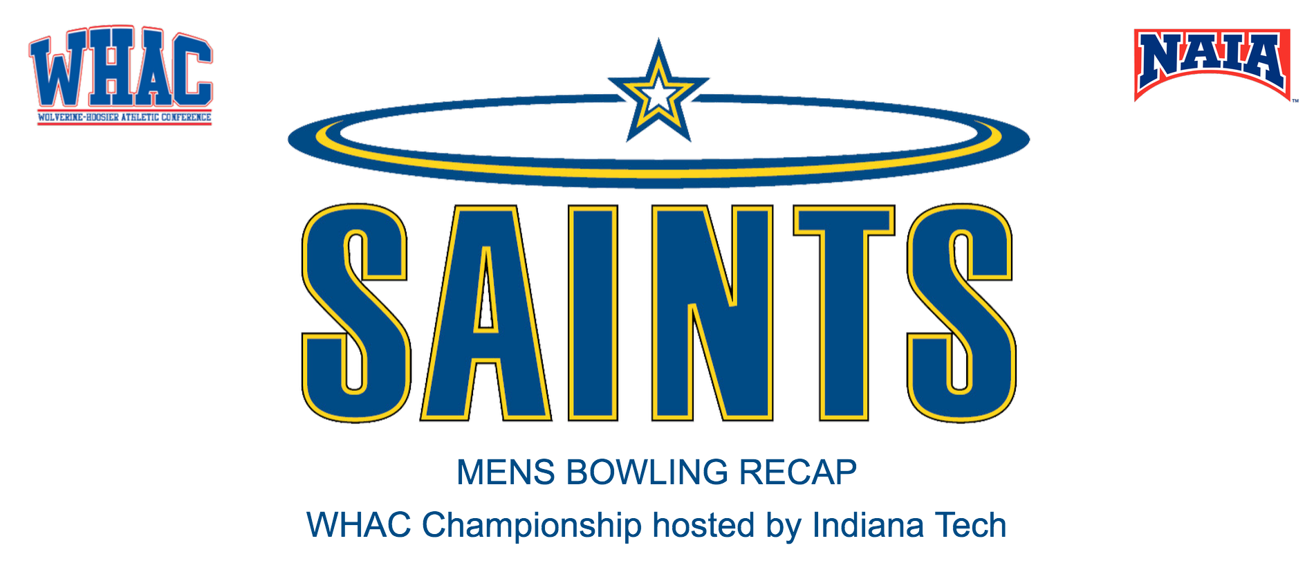 Men's Bowling Earns 10th at WHAC Championship