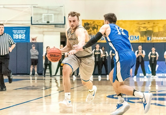 TAMBURRO RECORDS 1,000th CAREER POINT IN 101-87 WIN OVER SAINT JOSEPH'S