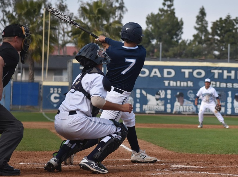 Warriors Tripped Up in Series Opener at Cerritos