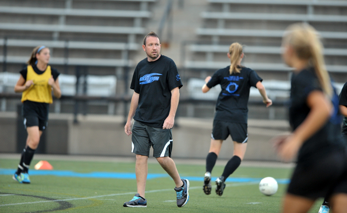 Mustangs to Host Girls Winter ID Clinic at Mustang Stadium on February 17