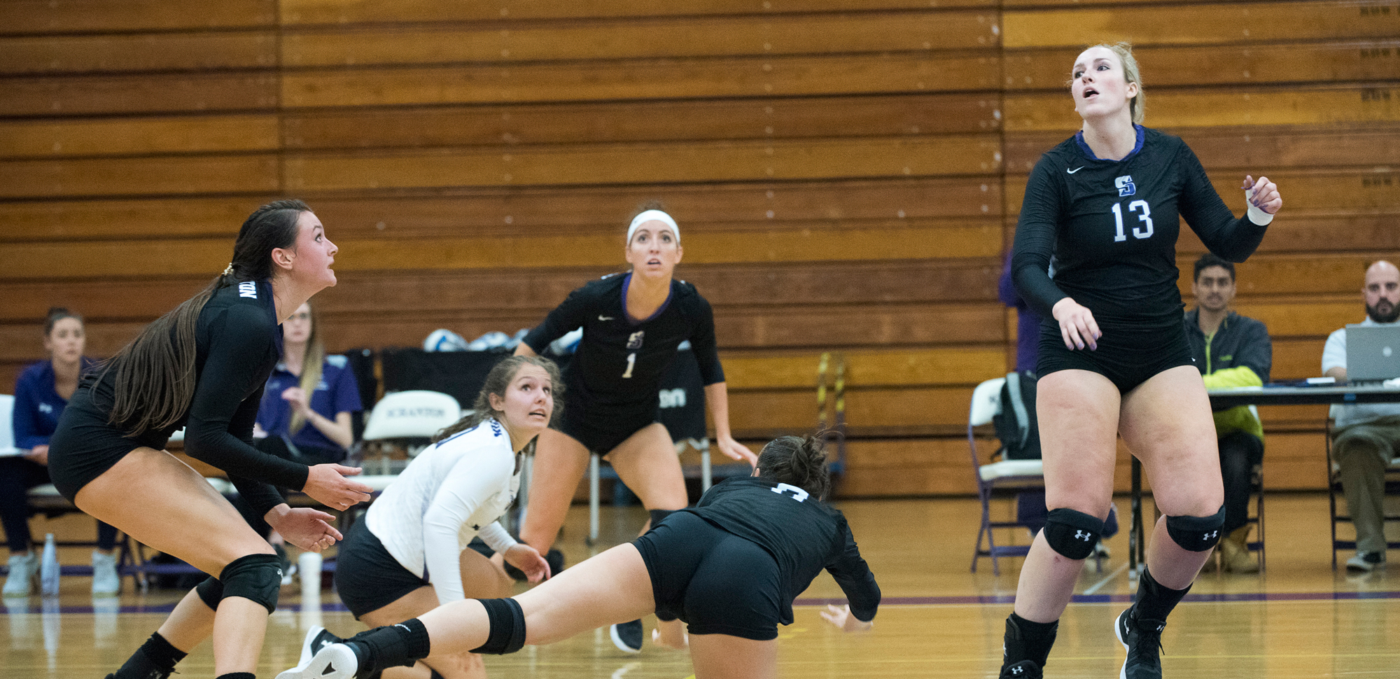 For the first time in program history, the University of Scranton volleyball team will host a Landmark Conference semifinal match inside the John Long Center Wednesday, as they take on third-seeded Susquehanna.