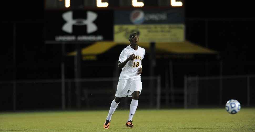 Banjo, Ballo Score as UMBC Blanks Host UNH, 2-0