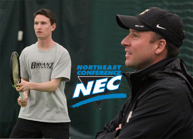 Six Bulldogs, Gendron earn All-NEC honors