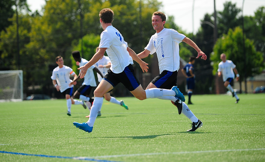 Men's Soccer Aiming to Lock Up No. 1 Seed in CC