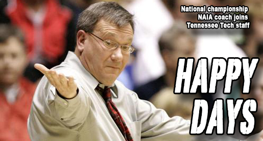 Legendary NAIA head coach Happy Osborne completes Tech staff