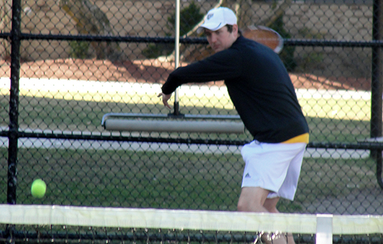 Western New England Defeats Men's Tennis