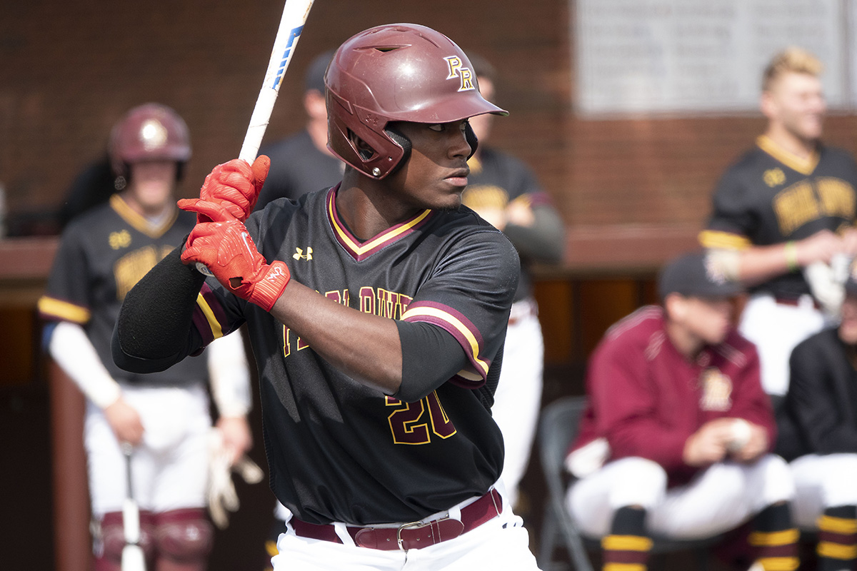 No. 5 Pearl River swept visiting Northeast 9-1 (8 inn.) and 7-5 on Saturday, March 16, 2019, at Dub Herring Park in Poplarville, Miss. (KRISTI HARRIS)